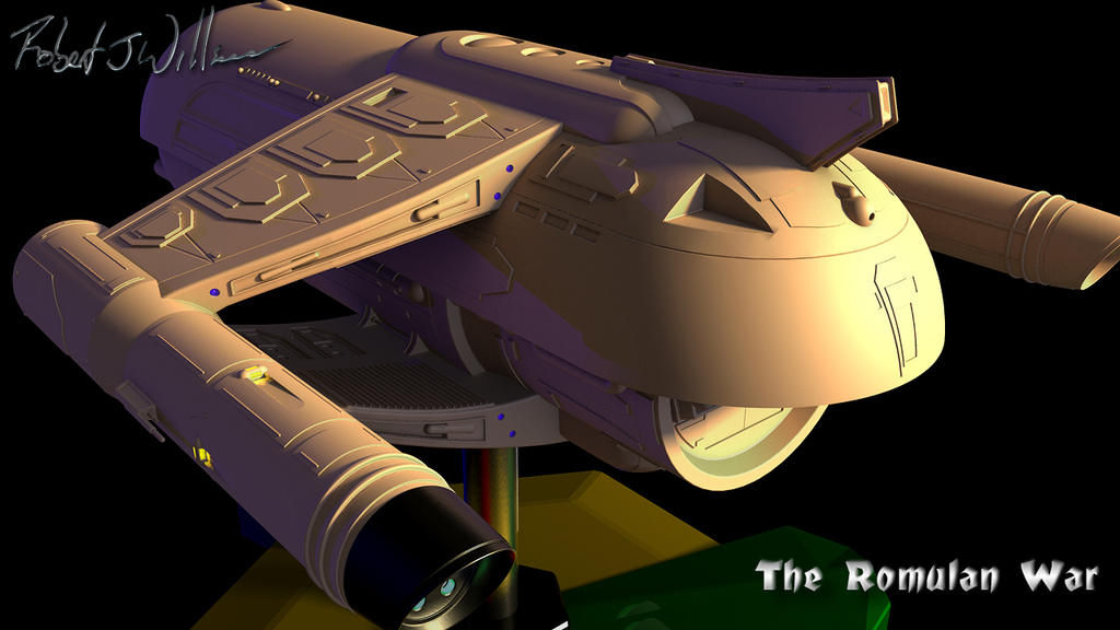 THE ROMULAN WARS part 45 by XFozzboute