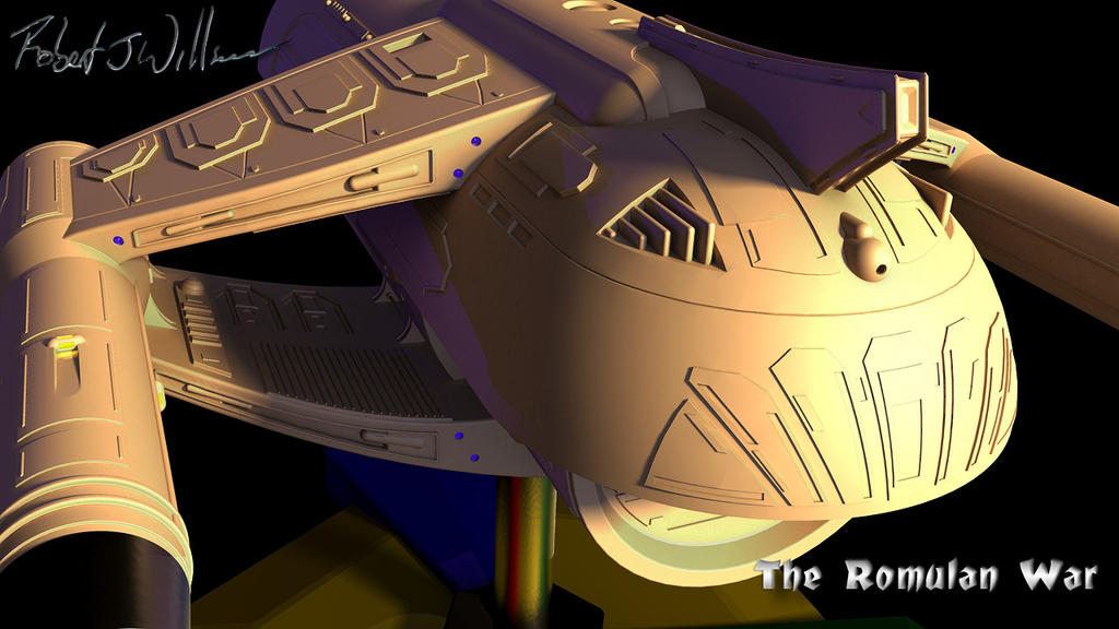 THE ROMULAN WARS part 46 by XFozzboute