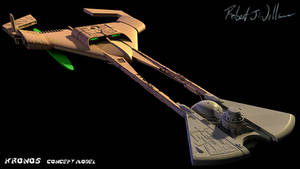 My Version Of Kronos 1 Study Model part 66 by XFozzboute