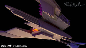 My Version Of Kronos 1 Study Model part 67 by XFozzboute