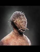 Alien creature concept by IlyaYungin1991