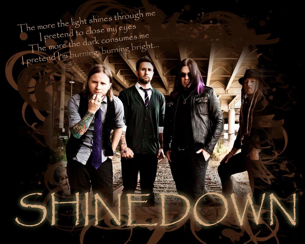 Shinedown By Katheryn21 On DeviantArt