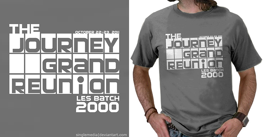 LES Grand Reunion Design 1 By SingleMedia On DeviantArt
