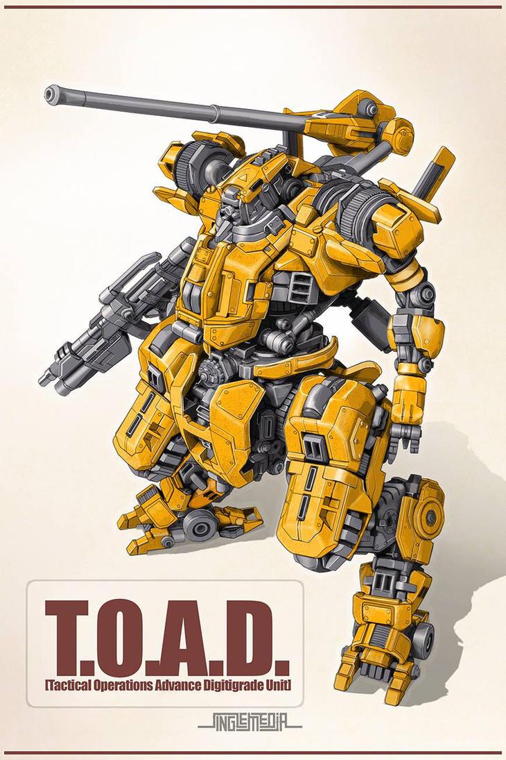 T.O.A.D Unit by singleMedia