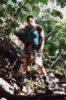 Lara Croft TR Jungle by JennCroft