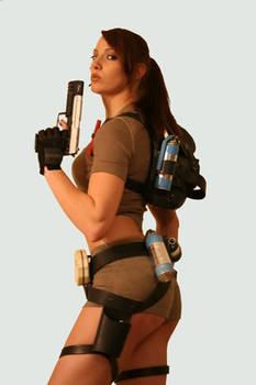 Tomb Raider Legend: Cool it