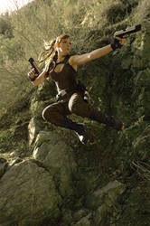 Tomb Raider Underworld: Fly by JennCroft