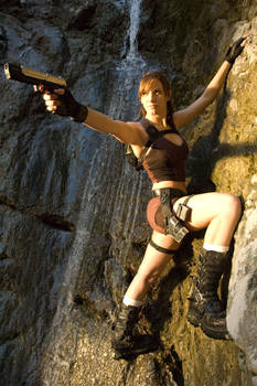 Tomb Raider Underworld: Climb