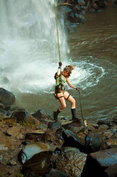 Tomb Raider Alternate: Landing