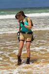 Lara Croft Tomb Raider: Beach 2