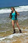 Lara Croft Tomb Raider: Beach 4