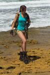 Lara Croft Tomb Raider: Beach 5