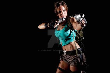Lara Croft Disheveled 4