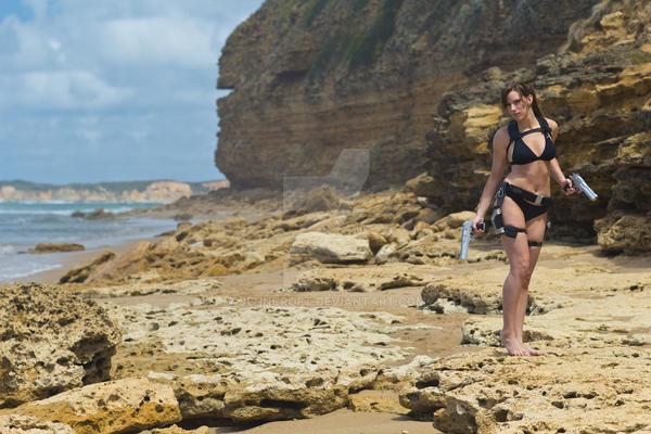 Tomb Raider Bikini 1 by JennCroft