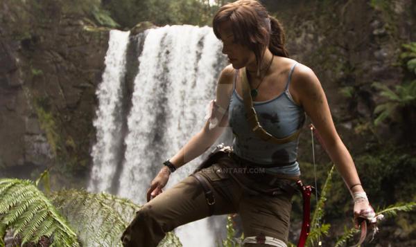 Lara's Solace by JennCroft