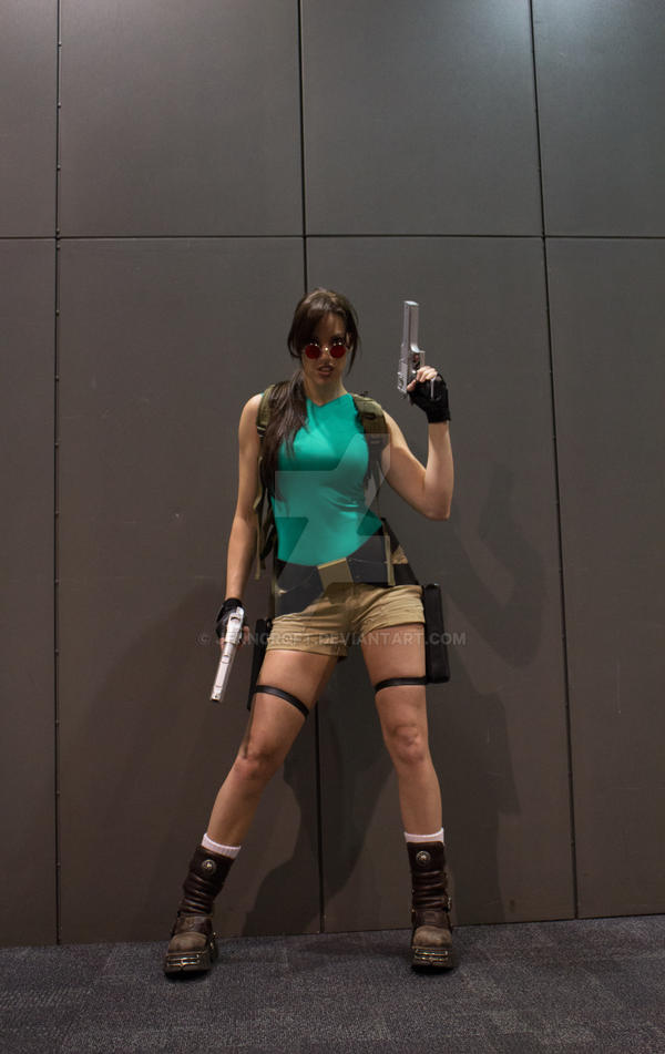 Classic Lara Croft 1 by JennCroft