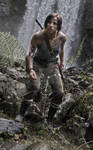 Tomb Raider 2013- Sneak