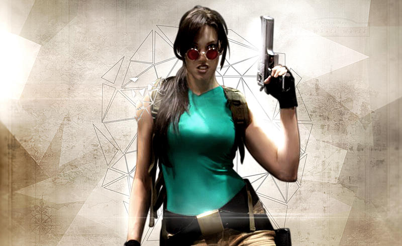 Tomb Raider Univers Deviant ID by JennCroft