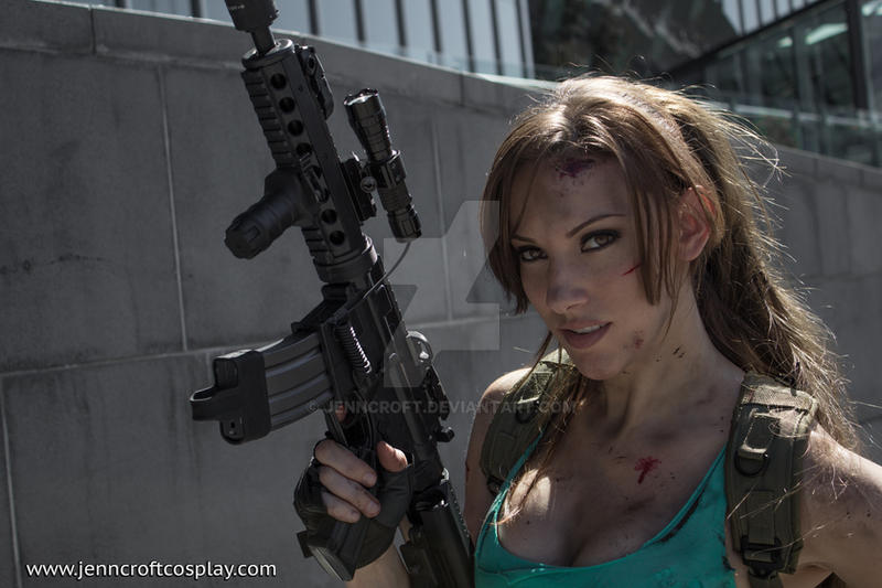 Lara Croft: Tomb Raider by JennCroft