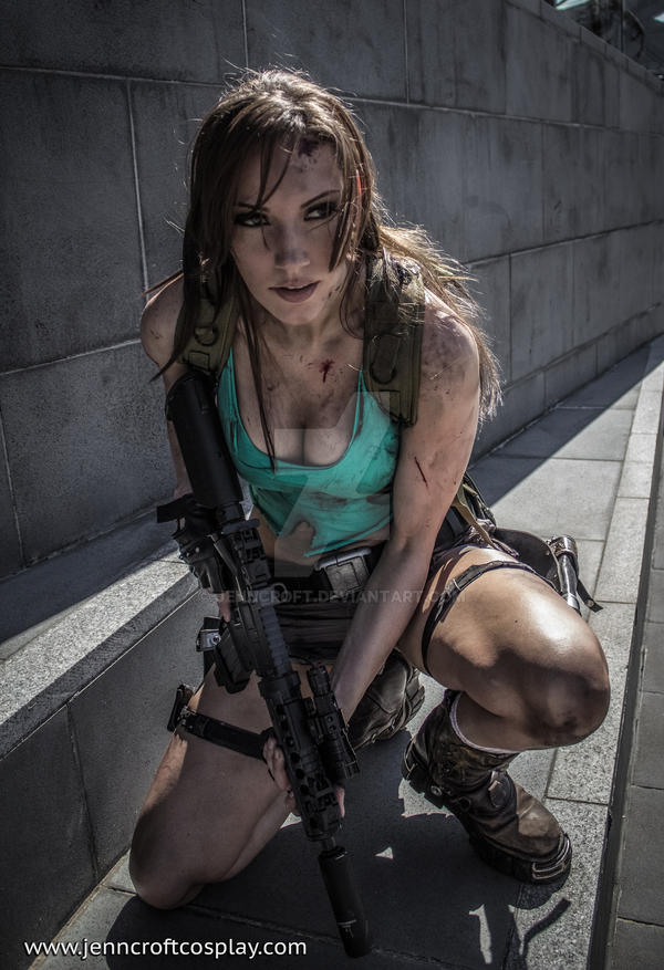 Lara Croft Tomb Raider 2 by JennCroft