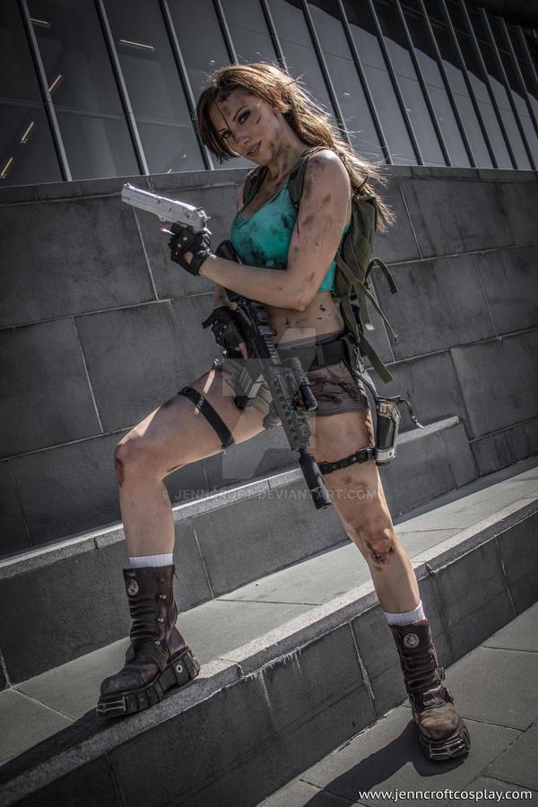 Lara Croft: Tomb Raider Locked and Loaded by JennCroft