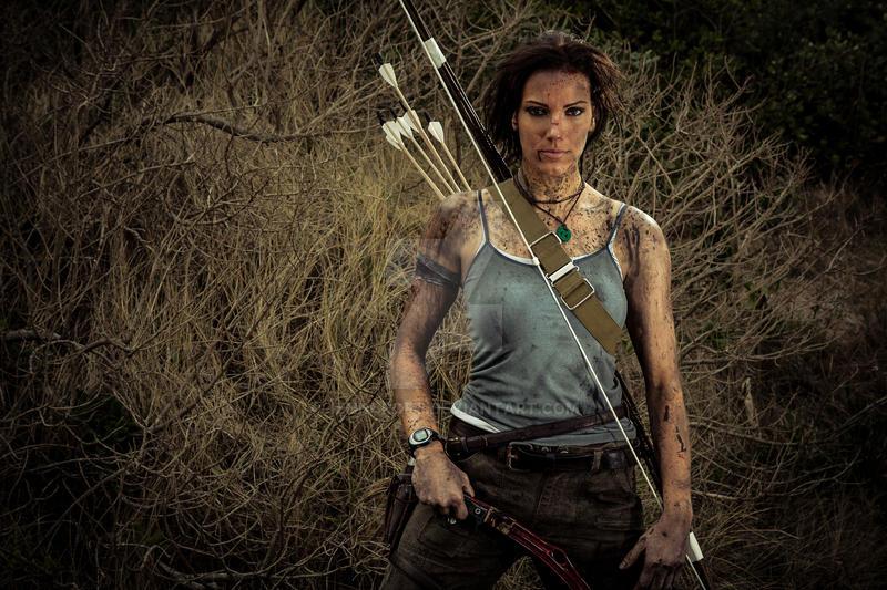 Tomb Raider (2013) Lara Croft by JennCroft