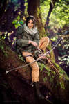 Rise of the Tomb Raider Cosplay