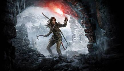 Rise of the Tomb Raider Box Art