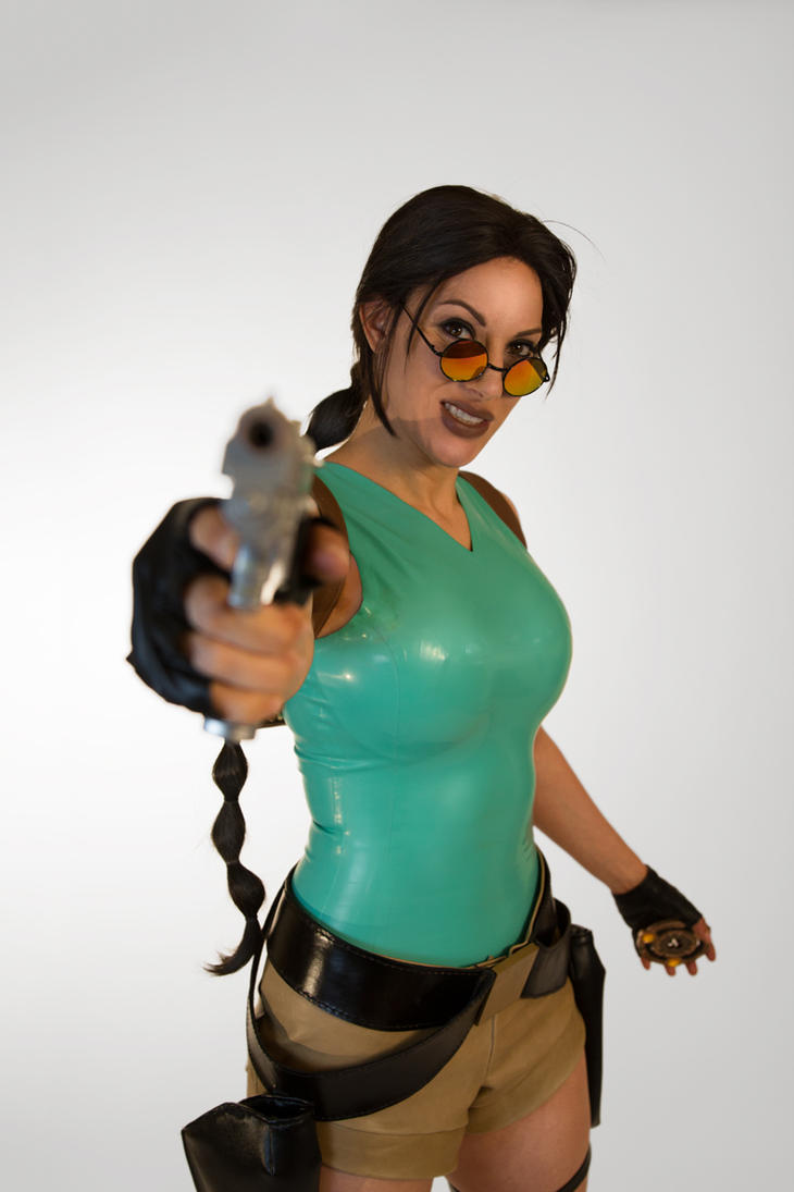 Lara Croft Tomb Raider by JennCroft