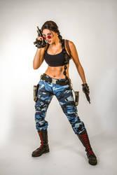 Tomb Raider 3- Nevada Lara Croft by JennCroft