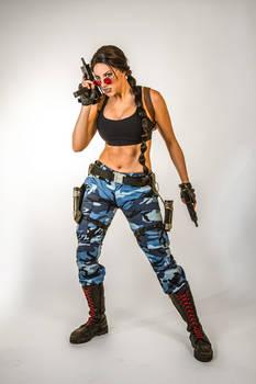 Tomb Raider 3- Nevada Lara Croft