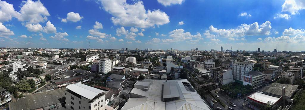 Bangkok by adamy