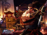 Mitsurugi  Soul Calibur Legends