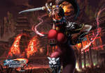 Taki-Soul Calibur Legends ll