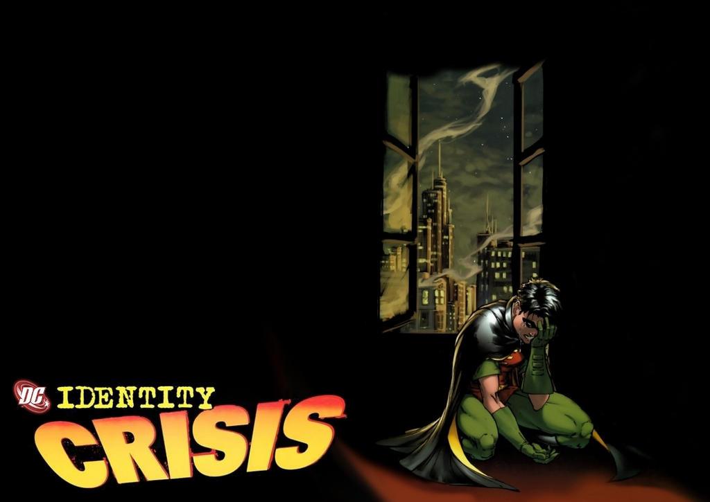 Identity Crisis - Robin