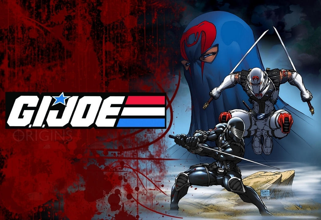 G.I. Joe Wallpaper By Kenjisan-23 On DeviantArt