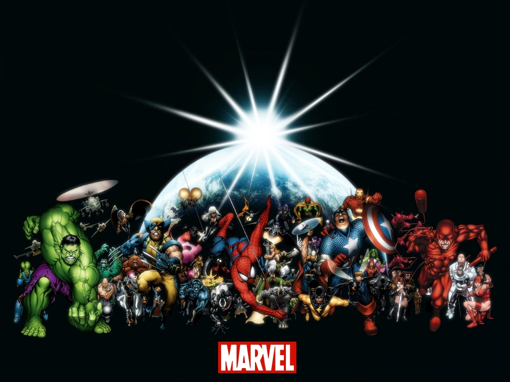 Marvel super heroes by kenjisan 23