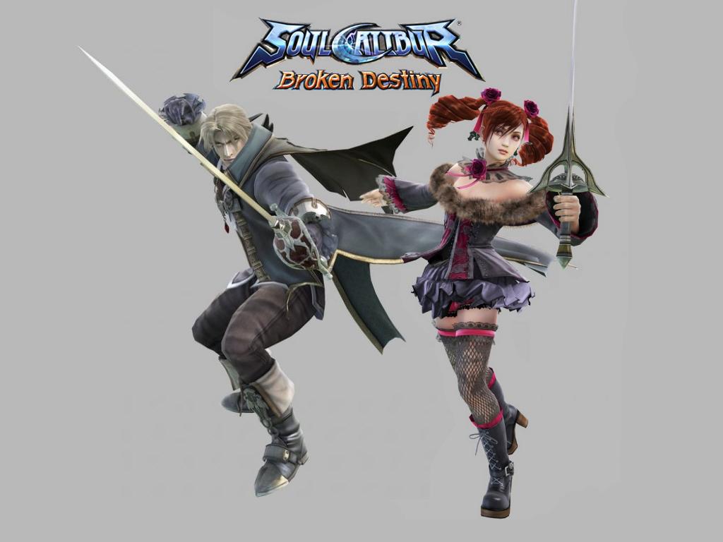 SC: Broken Destiny-Raphael+Amy