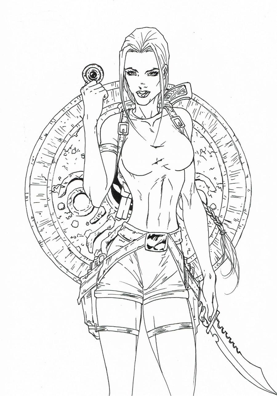 Tomb Raider Rework