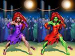She Hulk - Color Change
