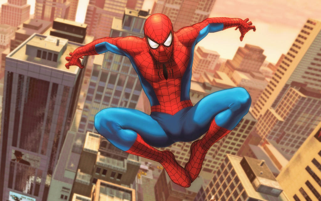 Spidey Wallpaper