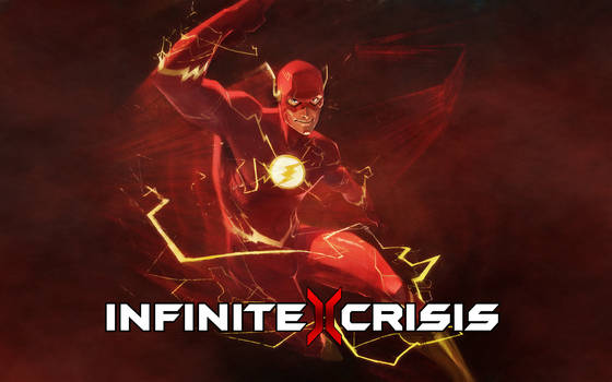 Flash INFINITE CRISIS Wallpaper