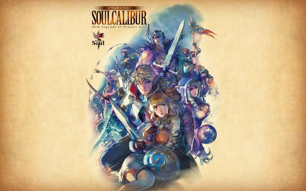 SOUL CALIBUR V Wallpaper