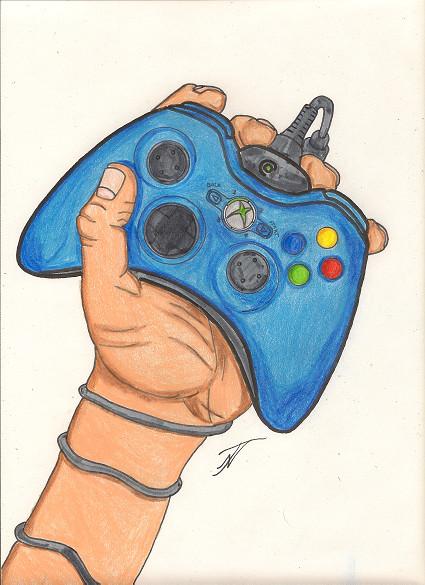 Blue 360 Controller by DuskGuard