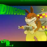 Classic Dingodile