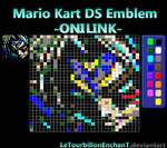 Mario Kart DS Emblem : -ONILINK-