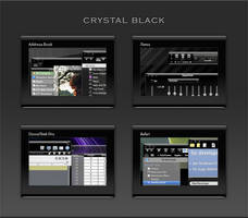 Crystal Black Theme Released