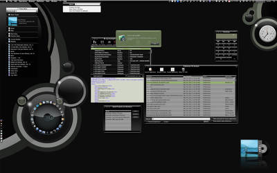 Black Gloss CCI 2.6 Desktop