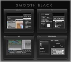 Smooth Black Theme for Mac