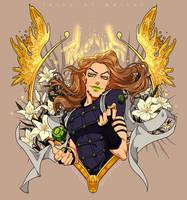 Gyro Zeppeli by fairy-of-matter